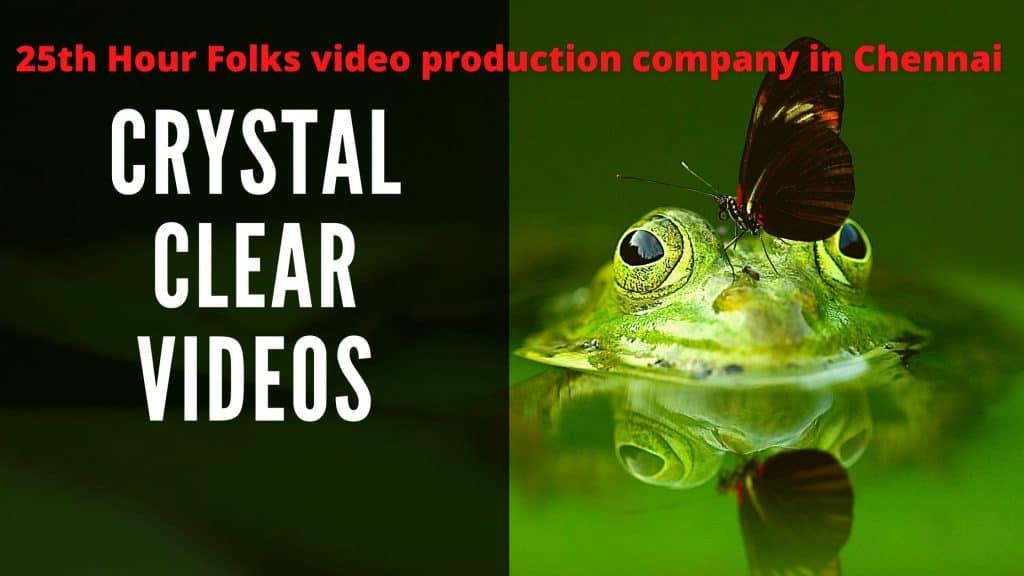 video production company in Chennai